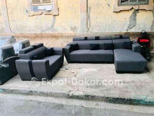 Canapés fauteuils salons méridienne image 4