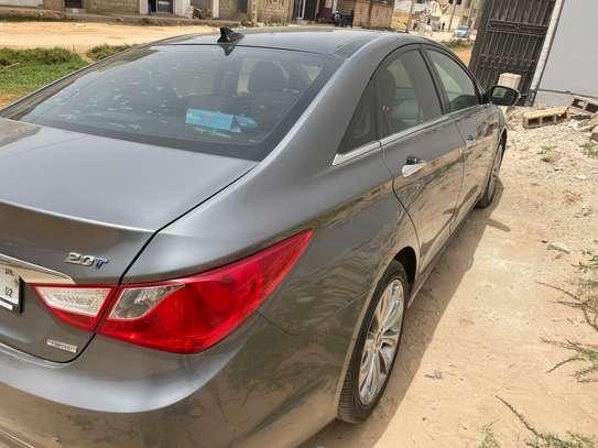 Hyundai Sonata 2.0T 2012 image 4