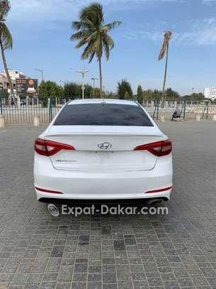 Hyundai Sonata 2016 image 4