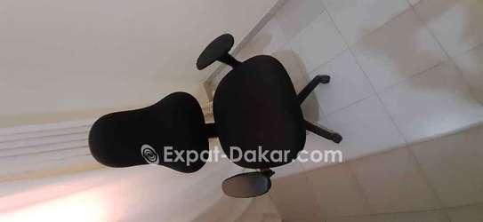 Chaise de bureau roulante image 1