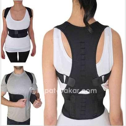 Correcteur de posture - support colonne vertébrale image 2