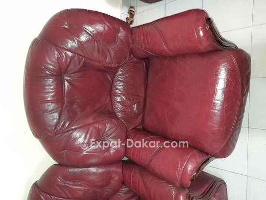 Salon cuir image 3