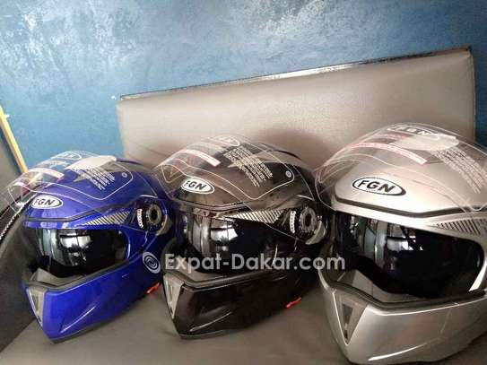 Casque FGN Helmet modulable image 3
