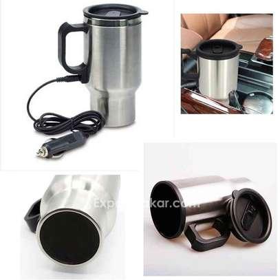 Bouilloire électrique de voiture tasse a café image 3