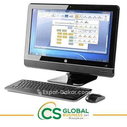 ALL IN ONE HP COMPAQ 8200 ELITE   I7 image 1