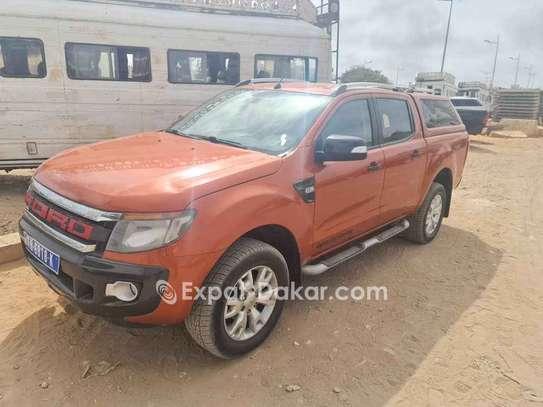 Ford Ranger 2014 image 2