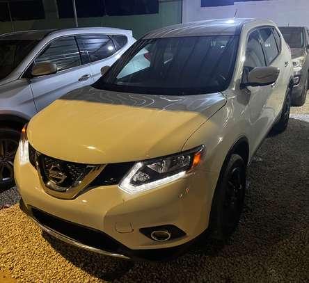 Nissan Rogue version 4x4 2014 image 10