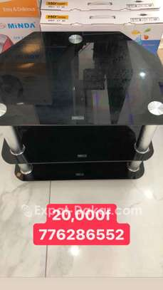 Table tv avec support image 3
