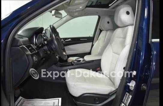 Mercedes-Benz GLE 350 2017 image 5