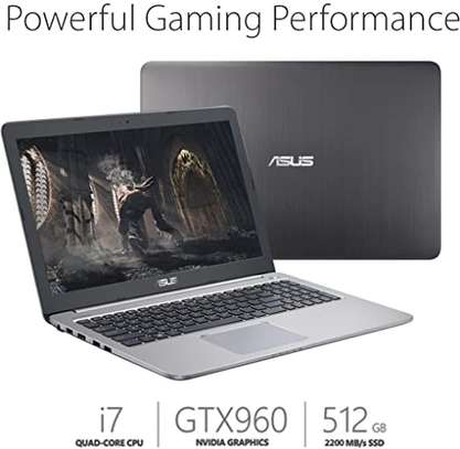 Asus Gameur gtx core i7 image 1