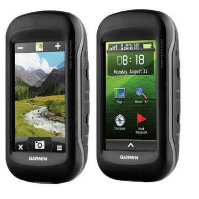 GPS MONTANA 680 T image 2