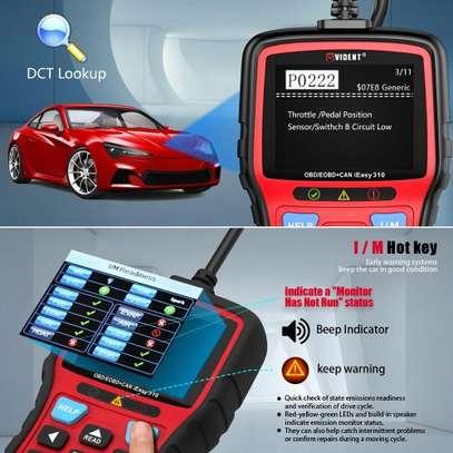 appareil diagnostic toute marque voiture  vident mise à jour gratuite à vie image 2