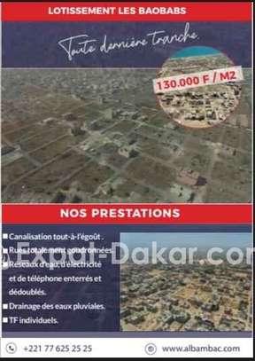 Terrain à vendre à Mbao image 2