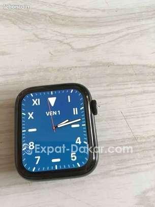 Apple Watch Series 4 Acier image 1