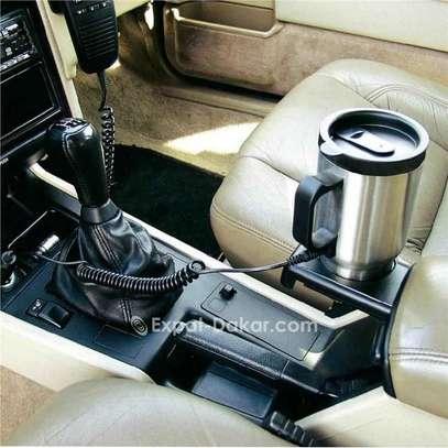 Bouilloire électrique de voiture tasse a café image 1