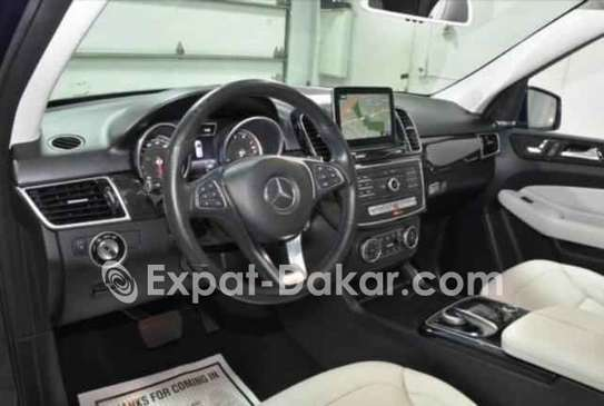 Mercedes-Benz GLE 350 2017 image 3