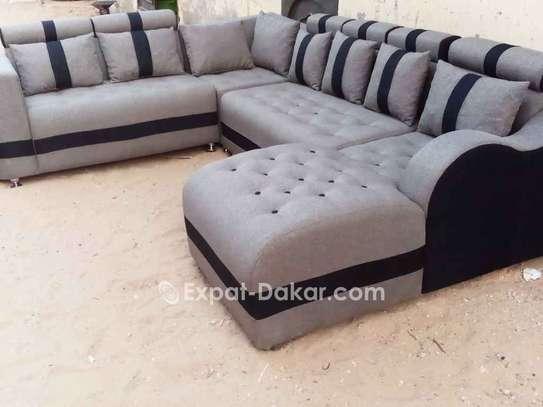 Canapés angle fauteuils salons image 1