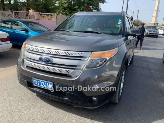 Ford Explorer 2012 image 1