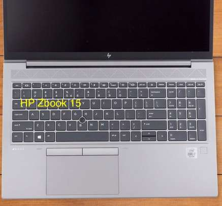 Station de travail mobile HP Zbook Firefly 15 G7 image 6