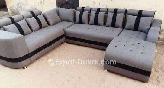 Canapés angle fauteuils salons image 3
