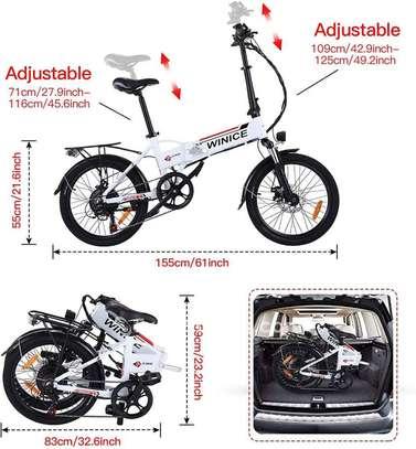 Vélo pliable image 1