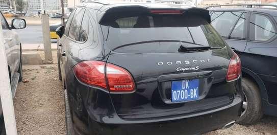 Porsche Cayenne de 2013 image 2