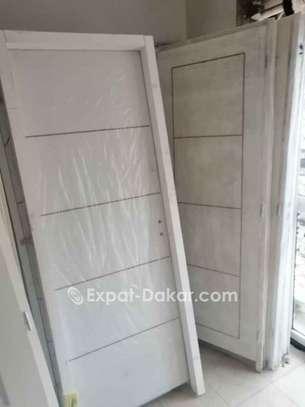 Porte chambre et toilette neuve image 2
