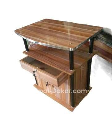 Table TV - Coffret 2 Battants + Tiroir image 1