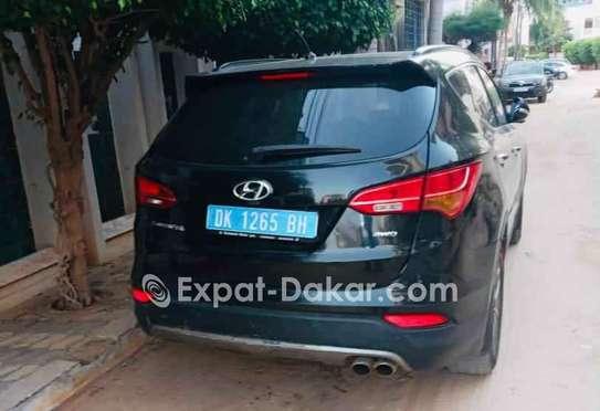 Hyundai Santa Fe 2015 image 3