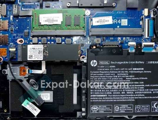 Hp probook 440 G7 i5 10th (2020) image 5