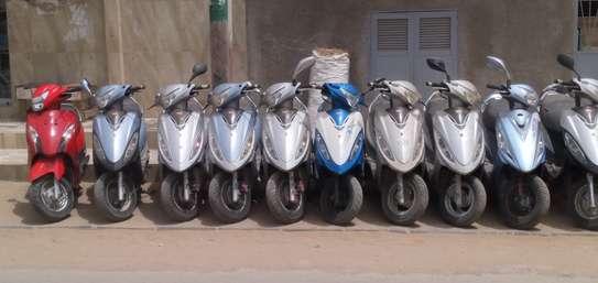 Kymco jockey 125cc image 1