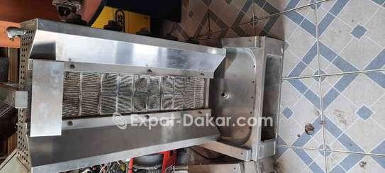 Machine shawarma à Gaz image 2