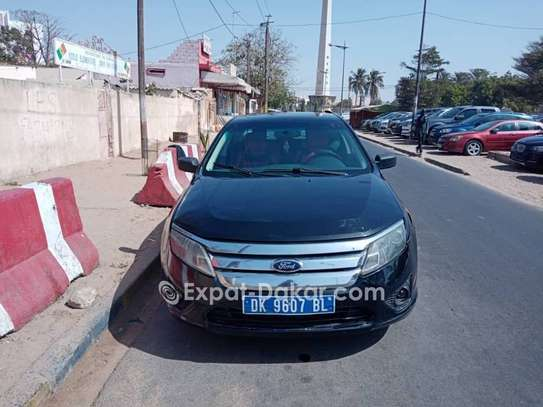 Ford Fusion 2012 image 4