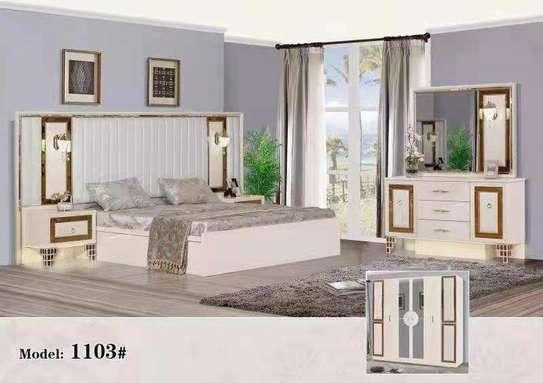 Chambre à coucher de luxe image 2