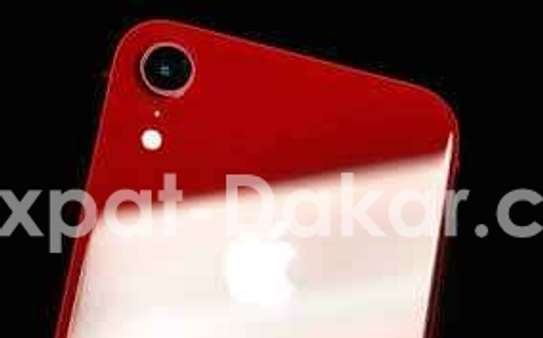 IPHONE XR  ROUGE 46 GB NEW image 2