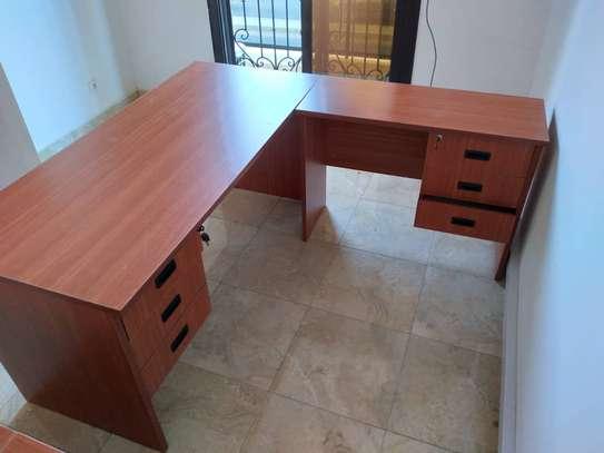 Table bureau direction avec Retour image 5