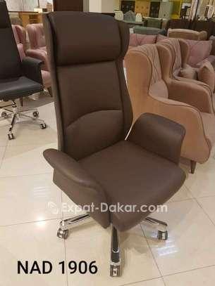 Chaise et fauteuils de bureau image 5