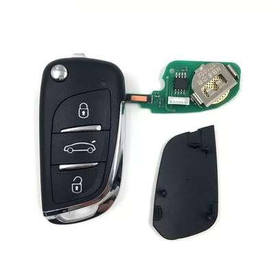 Programmation clé automobile image 1