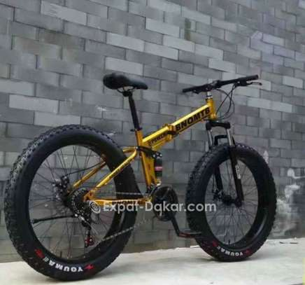 "VELON FAT BIKE PLIABLE 26"" image 2"