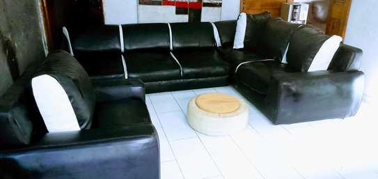canapé à 8 place vendre, très pratique image 1