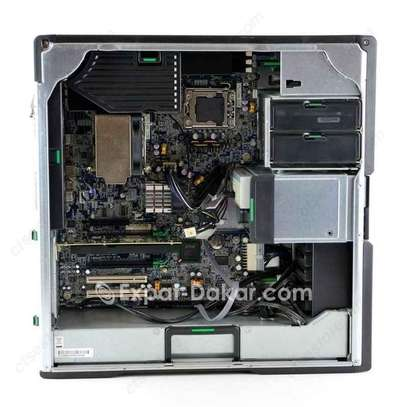 Puissant PC workstation hp Z600 dual cpu image 5