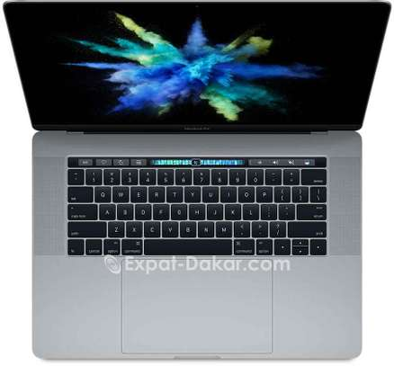 Macbook Pro touchbar core i7 2017 image 5