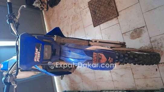 Yamaha WR image 3