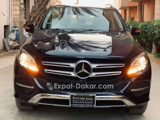 Mercedes-Benz GLE 350 2016 image 4