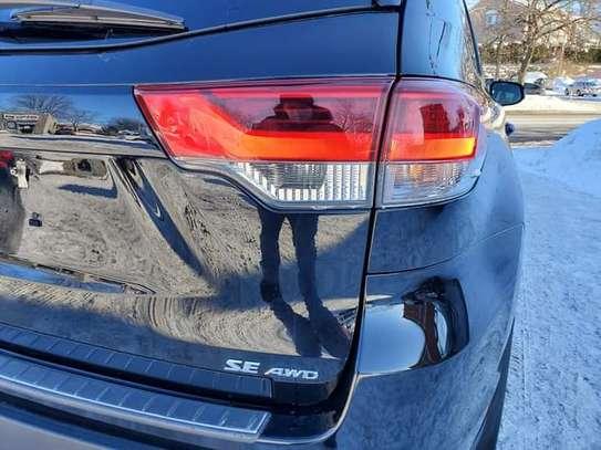 Vente de Toyota highlander image 5