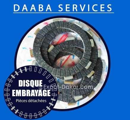Disque Embrayage image 1