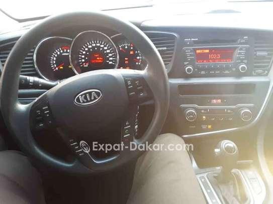 Kia Optima 2012 image 3