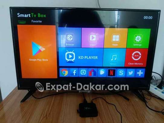 Box tv 4k android image 2