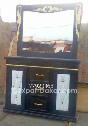Lite 3 place armoire 4 battant coiffeuse image 4