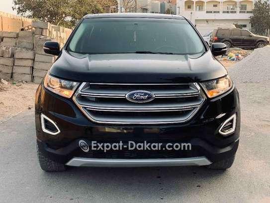 Ford Edge titanium 2018 image 2